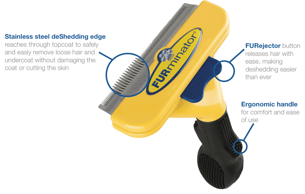 FURminator Brush for Dogs